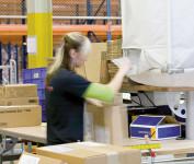Praca Niemcy przy pakowaniu na produkcji dla par lub grup od zaraz