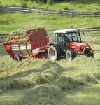 Fizyczna praca Niemcy w rolnictwie dla par robotnik gospodarczy