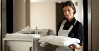 Praca Niemcy dla Polaków w hotelu przy sprzątaniu pokojówka