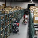 Aktualna praca w Niemczech na magazynie zbieranie zamówień, pakowanie