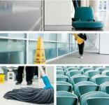 Praca w Niemczech fizyczna dla sprzątaczki w biurowcach Monachium