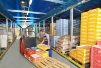 Fizyczna praca Niemcy dla magazyniera- operatora wózka widłowego Bayreuth