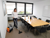 Aktualna oferta pracy w Niemczech Berlin przy sprzątaniu biur i pomieszczeń mieszkalnych