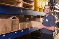 Aktualna praca w Niemczech dla magazyniera przy pakowaniu Eching