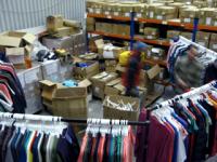 Od zaraz oferty pracy w Niemczech – pracownik magazynu z odzieżą, obuwiem Rieste
