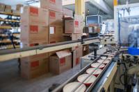 Dam pracę w Niemczech przy produkcji opakowań Roigheim 2014