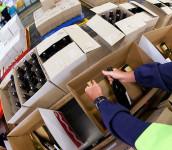 Praca Niemcy od zaraz przy sortowaniu na taśmie produkcyjnej butelek Lotte