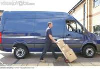 Dam pracę w Niemczech dla kierowcy kat.B-kuriera Regensburg dostarczanie przesyłek