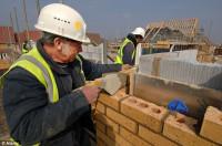 Dam pracę w Niemczech na budowie pracownik budowlany-murarz od zaraz
