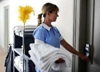 Dam pracę w Niemczech dla kobiet przy sprzątaniu w Hotelu Erfurt