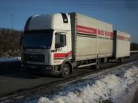 Od zaraz oferta pracy w Niemczech dla kierowcy samochodu ciężarowego kat.C
