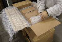 Praca Niemcy na magazynie przy pakowaniu książek bez języka Eisenach