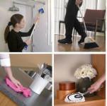 Dam fizyczną pracę w Niemczech przy sprzątaniu w domu starców Fernwald