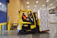 Operator wózków widłowych w Steine – oferty pracy w Niemczech