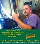 Kierowca C+E – oferty praca w Niemczech – Hildesheim