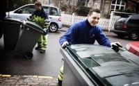 Fizyczna praca w Niemczech dla pomocnika ładowacza śmieciarki Darmstadt