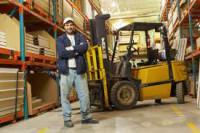 Dam pracę w Niemczech jako operator wózka widłowego na magazynie Augsburg