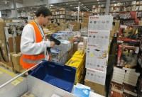 Praca w Niemczech pakowanie na magazynie dla par bez znajomości języka Stuttgart