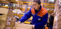 Pomocnik magazyniera Niemcy praca w Stuttgarcie przy rozładunku, załadunku