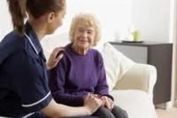 Niemcy praca przy opiece na starszą panią 97-let w Muenster