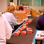 Niemcy praca produkcja spoż. pakowanie na linii produkcyjnej Monachium