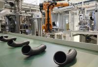 Dam pracę w Niemczech bez języka dla par produkcja części z gumy Düsseldorf