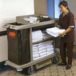 Oferta pracy w Niemczech w hotelu dla pokojówki przy sprzątaniu Berlin