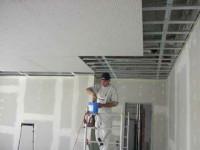 Praca Niemcy dla montera budowlanego przy montażu płyt kartonowo-gipsowych