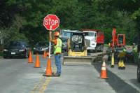 Dam pracę w Niemczech na budowie dróg dla pracownika drogowego Aachen