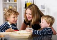 Au-pair dam pracę w Niemczech dla opiekunki dziecięcej Magdeburg