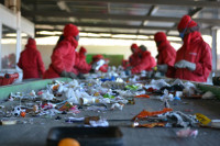 Niemcy praca fizyczna dla par od zaraz bez języka Dortmund sortowanie śmieci