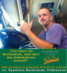 Kierowca kat. C+E – oferty pracy w Niemczech Hildesheim