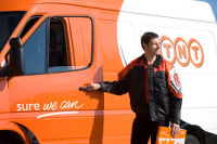 Praca Niemcy dla kierowcy kat.B  jako kuriera w Berlinie przewóz przesyłek