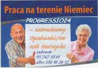 Praca Niemcy opiekunka osoby starszej w okolicy Kolonii kwiecień 2015