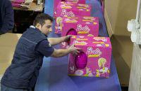 Praca w Niemczech w hurtowni zabawek przy pakowaniu bez języka Stuttgart