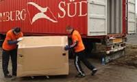 Fizyczna praca Niemcy bez znajomości języka przy przeprowadzkach Dortmund