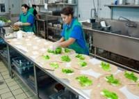 Dam pracę w Niemczech dla pomocy kuchennej na linii produkcyjnej Monachium