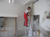 Dam pracę w Niemczech na budowie przy regipsach dla montera Muehldorf