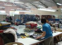 Fizyczna praca w Niemczech bez znajomości języka dla par sortowanie odzieży