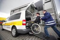 Przewóz osób niepełnosprawnych praca w Niemczech dla kierowcy kat.B Berlin