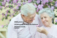 Opieka dla starszej pani bez demencji dam pracę w Niemczech na niemiecką umowę o pracę