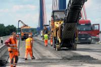 Asfalciarz dam pracę w Niemczech na budowie dróg w Kreuztal