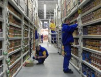 Niemcy praca fizyczna bez języka wykładanie towaru w sklepie od zaraz Leverkusen