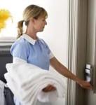 Dam pracę w Niemczech jako pokojówka przy sprzątaniu w hotelu Lubeka