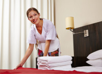 Dam pracę w Niemczech bez znajomości języka pokojówka sprzątanie w hotelu Berlin