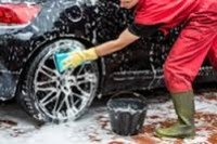 Fizyczna praca Niemcy na myjni samochodowej Bawaria od zaraz przy myciu i odkurzaniu aut