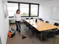 Sprzątanie biur praca w Niemczech na Minijob w Kolonii