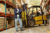 Oferta pracy w Niemczech jako operator wózka widłowego Stuttgart 2016