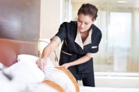 Pokojówka praca w Niemczech bez języka przy sprzątaniu w hotelu 35 km od Norymbergi