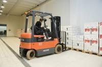 Stuttgart oferta pracy w Niemczech dla operatora wózka widłowego rozładunek towarów